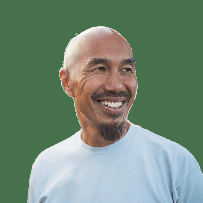 Until Unity book author Francis Chan